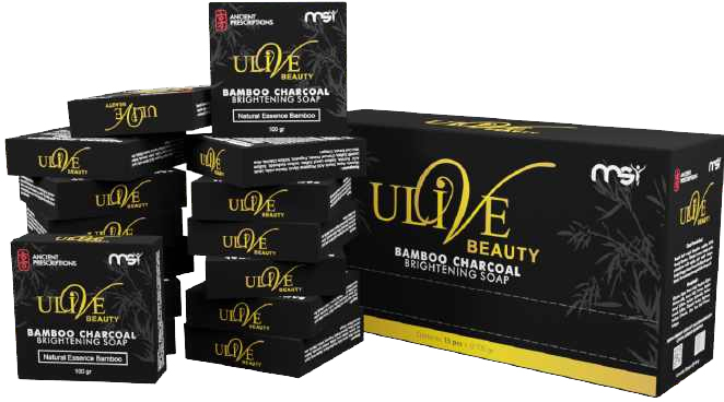 Ulive Bamboo Charcoal